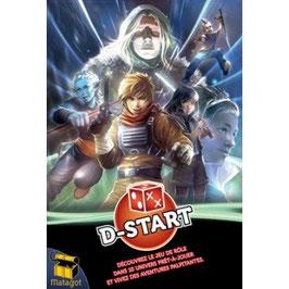 D-START initiation aux jeux de rôle