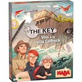 THE KEY : VOLS A LA VILLA CLIFFROCK