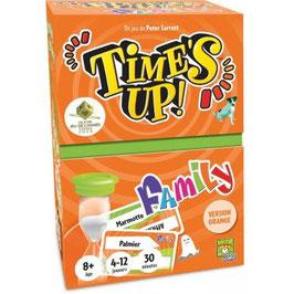 TIME'S UP FAMILY Boite Orange