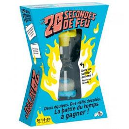 20 SECONDES DE FEU !