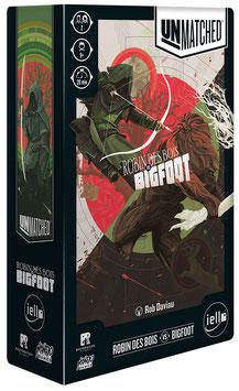 Unmatched - Robin des Bois VS Bigfoot