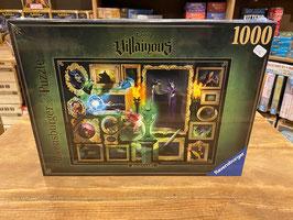 Puzzle Villainous 1000 pièces Maléfique