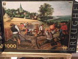 Puzzle 1000 Pièces Brueghel - Eté