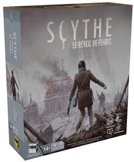 Scythe - Le Reveil de Fenris
