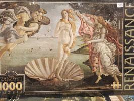Puzzle 1000 Pièces Botticelli - Naissance de Venus