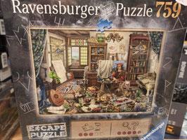 Escape Puzzle 759 Pièces Atelier d'artiste
