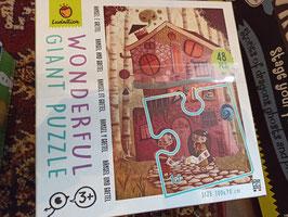 HANSEL ET GRETEL Puzzle 3 ans.