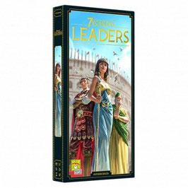 7 WONDERS extension LEADERS nouvelle édition.