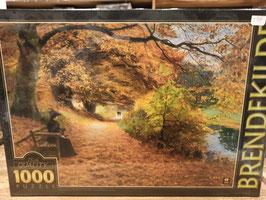 Puzzle 1000 Pièces Brendekilde - Automne