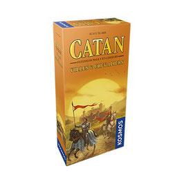 CATAN extension 5/6 joueurs pour VILLES ET CHEVALIERS