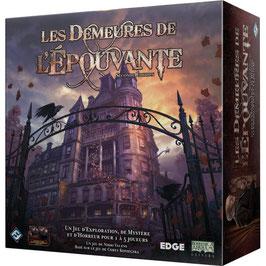 Les Demeures de l'Epouvante 2nde Edition