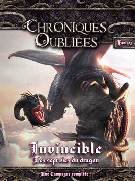 CHRONIQUES OUBLIEES FANTASY Invincible