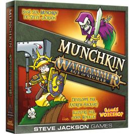 MUNCHKIN Warhammer AOS