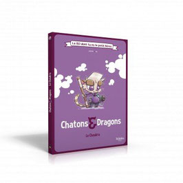 CHATONS & DRAGONS la bd dont tu es le petit héros !