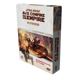 STAR WARS AUX CONFINS DE L'EMPIRE Kit d'initiation