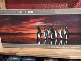 Puzzle King Penguins