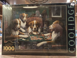 Puzzle 1000 Coolidge - Poker Game
