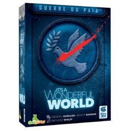 IT'S A WONDERFUL WORLD Extension Guerre ou Paix