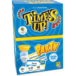 TIME'S UP PARTY Boite Bleue