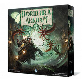 HORREUR A ARKHAM 3eme édition