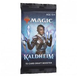 Magic Kaldheim Booster Draft