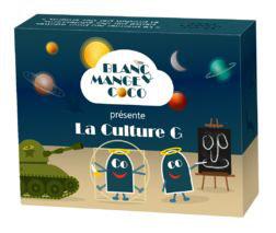 """BLANC MANGER COCO  extension """"La Culture G"""""""