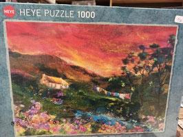 Puzzle 1000 Pièces Washing Line