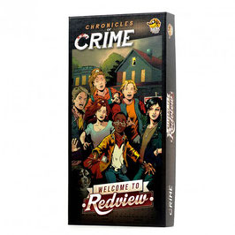 """CHRONICLES OF CRIME Extension """"WELCOME TO REDVIEW"""""""