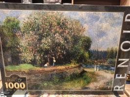 Puzzle 1000 Pièces Renoir - Arbre en Fleurs