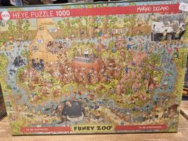 Puzzle 1000 Pièces Australian Habitat