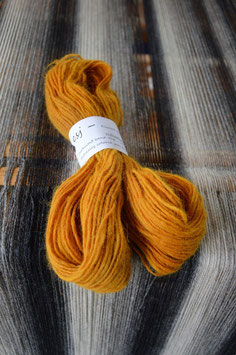 Wool  -  Ingwer Orange  -  10m