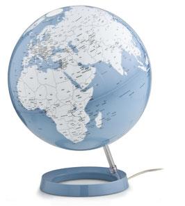 Globus Atmosphere Design Light&Colour Azurblau