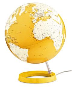 Globus Atmosphere Design Light&Colour Gelb