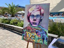 Canvas - Andy Warhol - ART