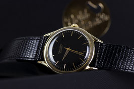 MOVADO AUTOMATIC / 14K YELLOW GOLD / 1960s