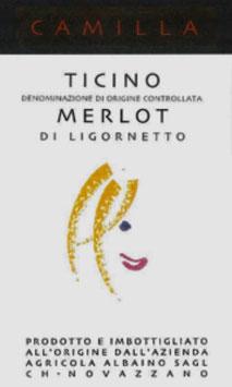 Ticino Merlot di Ligerornetto