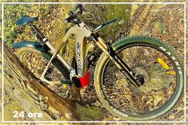1 Tag, 24 Stunden unterwegs mit einem Hochleistungs-Mountain-E-Bike: Moustache 24/7 off Trail 6