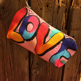 """Cosmeticbag """"Love"""""""