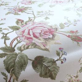 Montepulciano* gewebter Rosen-Jaquard rahm Meterware Stoff upholstery von Jab