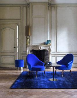 velluto di cotone royalblau CA 1410/052