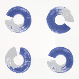 out of round  blau 1-8916-050