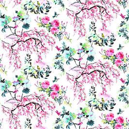 CHINOISERIE FLOWER PEONY
