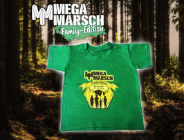 T-Shirt Megamarsch Family Edition für Kinder