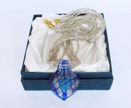 "Halskette ""BLUE MOON"""