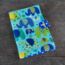Wickeltasche / Windeltasche Elefanten