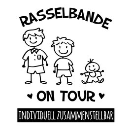 Rasselbande on Tour...Geschwister individuell