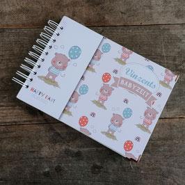 Babytagebuch - individueller Einband