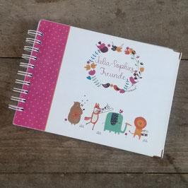 Freundebuch individuell