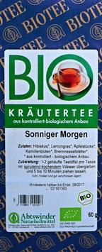 Sonniger Morger Kräuterteemischung  60 g