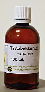 Traubenkernöl raffiniert 100 ml